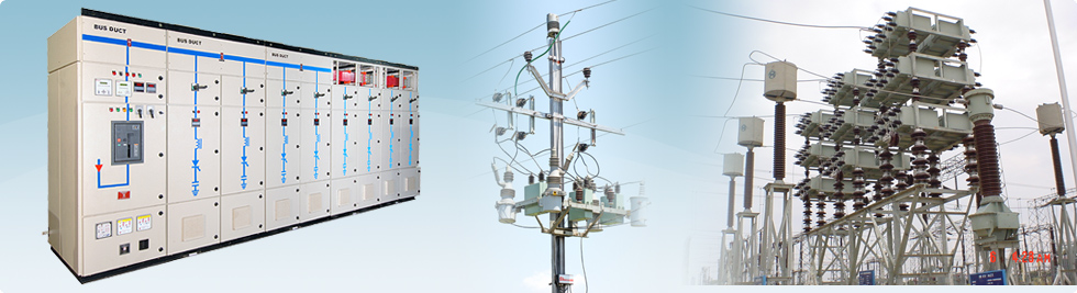 APFC Panels, relays, power factor correction, capacitor bank