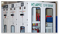 HT APFC Panels, APFC Relay system