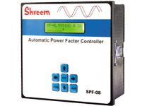 automatic power factor controller